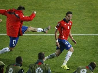 Чили— Перу. Стали известны стартовые составы команд