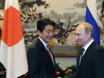 Песков: встреча В. Путина ипремьера Японии Абэ может состояться наG20