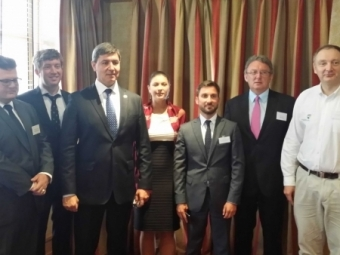 Минниханов презентовал вИрландии экономический потенциал Татарстана