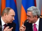 Путин ипрезидент Армении обсудили интеграцию вмасштабах ЕАЭС