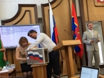 Вице-спикер горсовета Красноярска сохранил свою должность