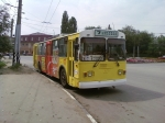 Из-за долгов перед «Саратовэнерго» могут отключить троллейбус №7