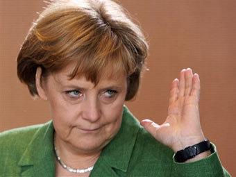 Ангела Меркель против вхождения Турции в ЕС