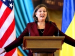 Замглавы МИДРФ обсудит сНуланд усиление воздействия США наКиев