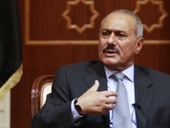 Президент Йемена согласился на передачу власти