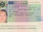 Финскую визу петербуржцам придется ожидать месяц