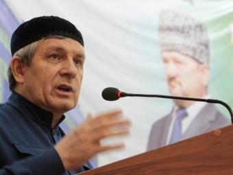 Трехдневный траур объявлен вЧечне ввиду смерти спикера парламента
