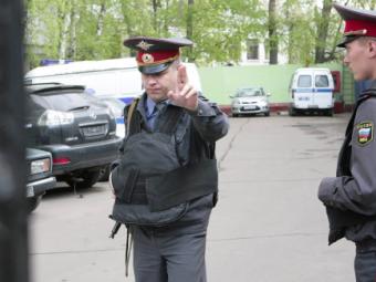 Полицейских научат общаться жестами