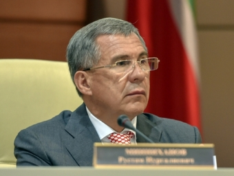 «Майские указы»: «Заисполнение указов ответственность несут министры»,-Рустам Минниханов
