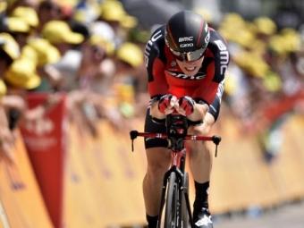 Австралиец Рохан Деннис— победитель первого этапа «Тур деФранс»