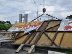 ВСтаврополе бизнесмены решили сами убрать рекламные билборды