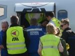 Пострадавшую втунисском теракте туристку изРФ доставили встолицу