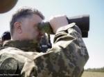 «Мынесдадим никлочка украинской земли»— Порошенко