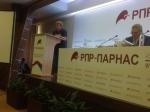 Вструктуре «РПР-Парнас» грядут изменения— СМИ