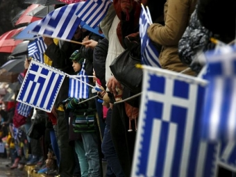 Нареферендуме Греция передала кредиторам «нет»— СМИ