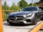 McChip-DKR увеличило мощность суперкара Mercedes-AMGGT