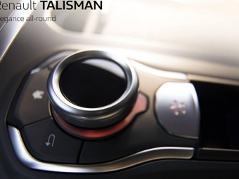 Рено показала еще два тизера нового седана Talisman