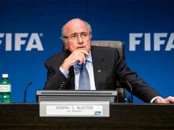Йозеф Блаттер: «Мне нечего бояться, однако яопасаюсь, что ФИФА хотят разрушить»