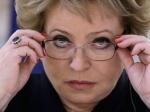 Матвиенко несчитает Украинское государство навсегда потерянной для Российской Федерации