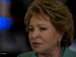 Канал «Звезда»: Матвиенко поведала, сколько долларовых миллионеров среди сенаторов