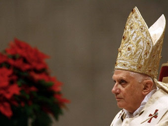 Папа Римский призвал итальянцев дать отпор мафии