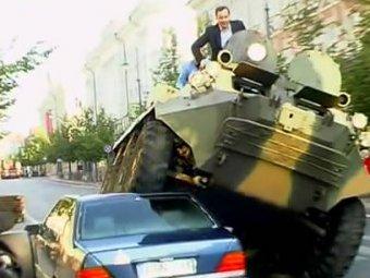Мэр Вильнюса решил купить Грецию