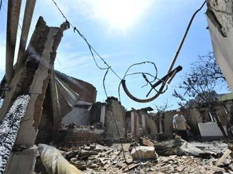 Медведев изменил Договор о коллективной безопасности из-за беспорядков в Киргизии