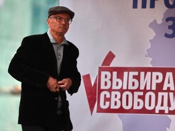 На митинге оппозиции в Москве задержали восемь человек