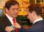 Президент Монголии посетил Россию с официальным визитом.