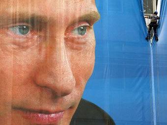 Путин разрешил единоросам использовать себя в предвыборной кампании