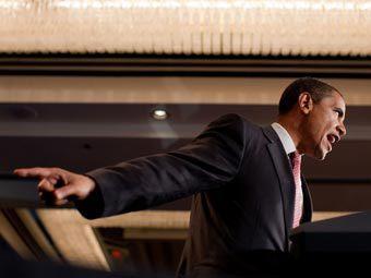 Обама убедил Конгресс разморозить помощь палестинцам