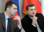 Сурков рассказал об отношениях с Прохоровым