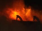 Названы версии причин пожара на теплоходе в Москве
