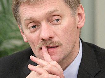 Пресс-секретарь Путина опроверг наличие соглашения с Украиной по газу