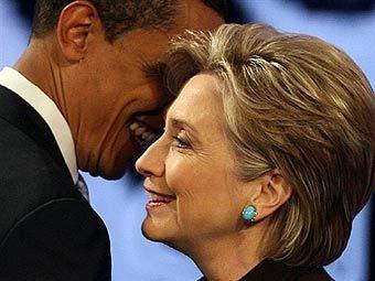 """Обама отправит Клинтон в Мьянму для """"перезагрузки"""""""