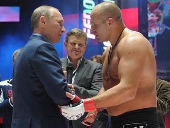 """Гендиректор """"Олимпийского"""" объяснил поведение зрителей во время речи Путина"""