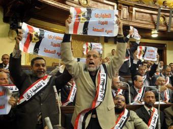 В Египте легализовали «Братьев-мусульман»
