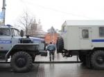 Полиция перекрыла район Красной площади