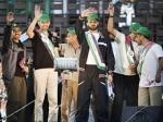 Израиль освободил 550 обменянных на Гилада Шалита палестинцев