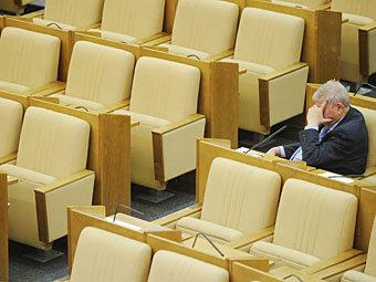Госдума шестого созыва начала свою работу