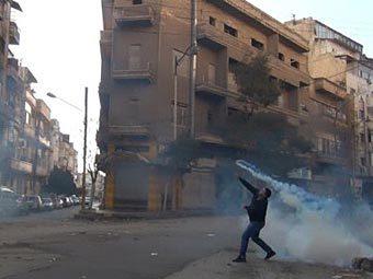 Сирийские повстанцы объявили о прекращении огня