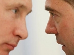 Рейтинги Путина и Медведева снова начали расти