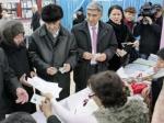 Пропрезидентская партия лидирует на выборах в Казахстане