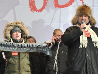 Оппозиция передала в Кремль список политзаключенных