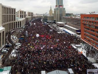 """Митинг """"За честные выборы"""" захотели провести на Лубянке"""