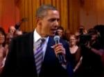 Обама спел в Белом доме c Би Би Кингом