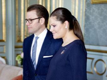 Шведская принцесса родила дочь