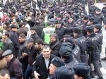 Митинг оппозиции разогнан в Азербайджане