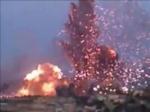 НАТО разрушает жилые дома в Триполи