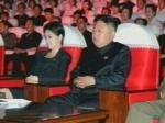 Ким Чен Ын появился на публике с неизвестной женщиной